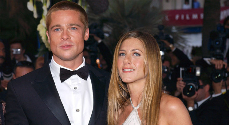O TEM trenutku med Bradom Pittom in Jennifer Aniston danes govorijo vsi