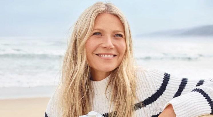 Zakaj o Gwyneth Paltrow in njeni reklami govori cel svet