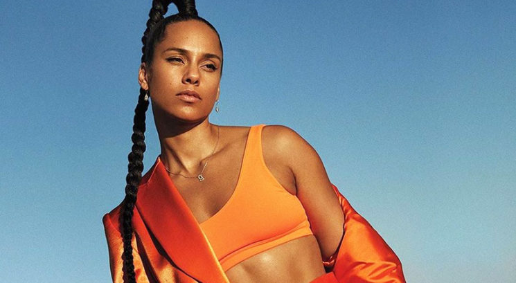Alicia Keys razkrila svojo negovalno rutino