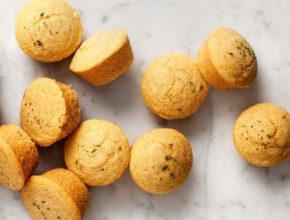 Veganski recept: Koruzni muffini z javorjevim sirupom