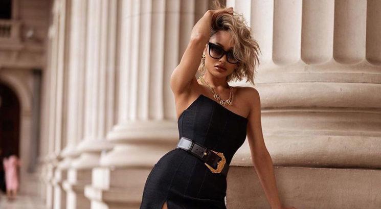 Modni trendi: Vračajo se široki pasovi!