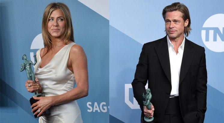 Kaj se dogaja med Jennifer Aniston in Bradom Pittom