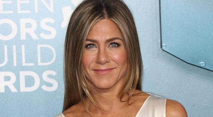 Moraš videti, kako se je Jennifer Aniston peljala na SAG filmske nagrade!