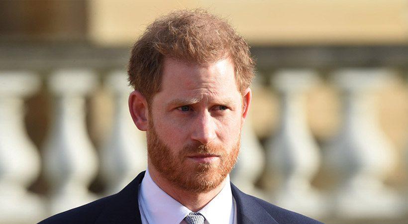 """Princ Harry: """"Nisem imel druge izbire."""""""
