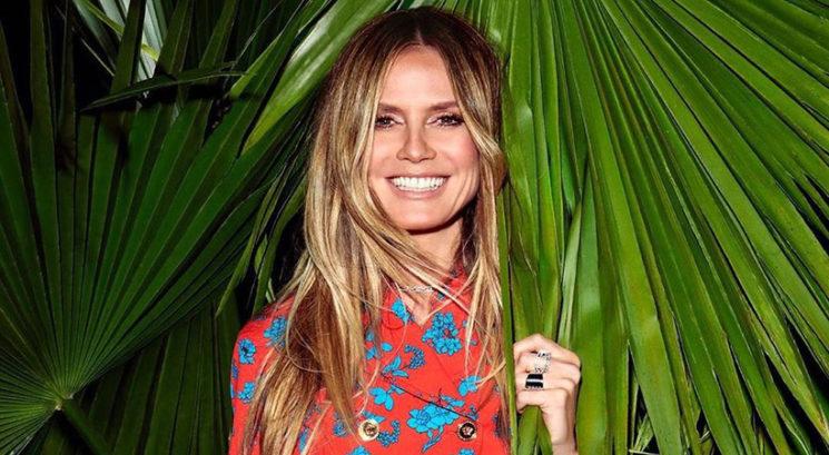 46-letna Heidi Klum razkrila, katero poceni vlažilno kremo uporablja že več let