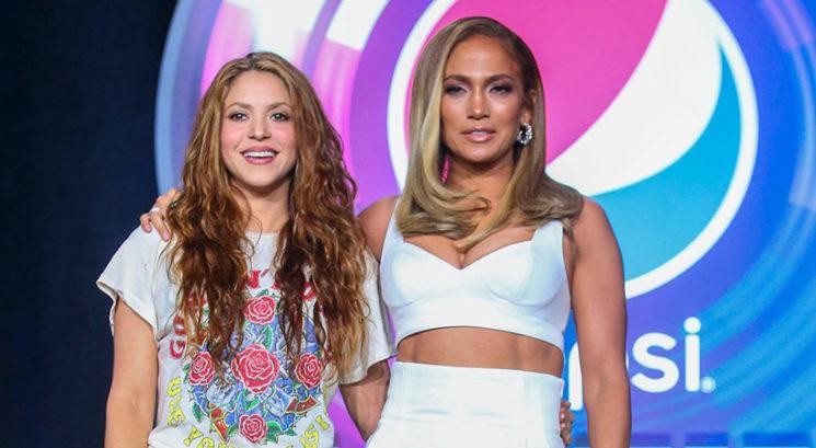 TOLIKO so plačali Jennifer Lopez in Shakiri za nastop na letošnjem Super Bowlu