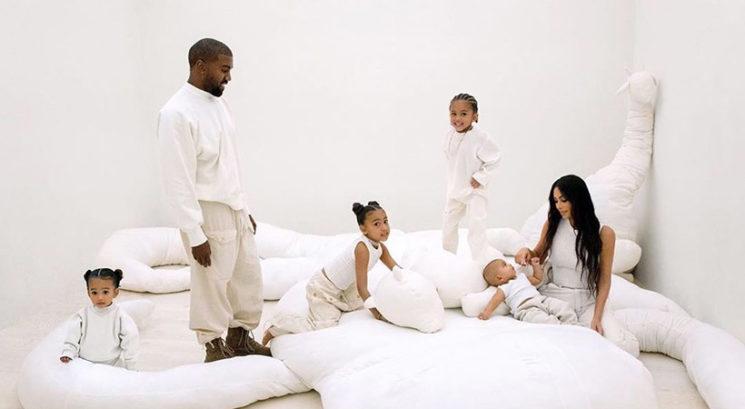 Kim Kardashian in Kanye West odprla vrata svojega doma