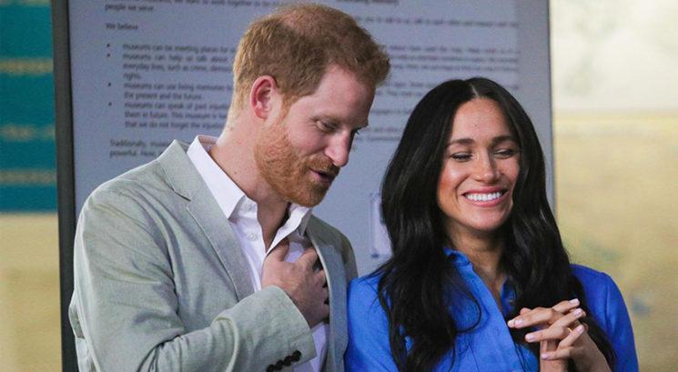 Meghan Markle in prince Harry ne moreta več skriti svojih skrivnostnih ambicij