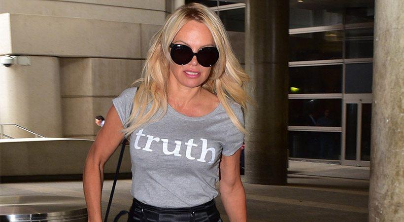 Je Pamela Anderson res povsem brez denarja?