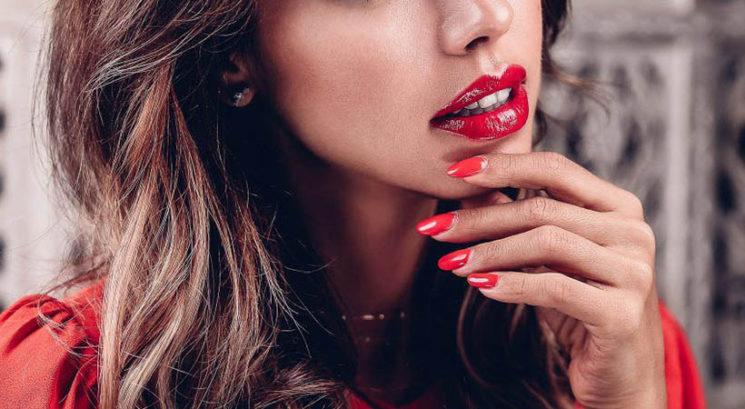 Valentinovo: Rdeči nohti na malo drugačen način