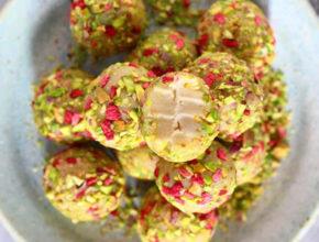 Valentinov recept: Veganski truffli brez sladkorja