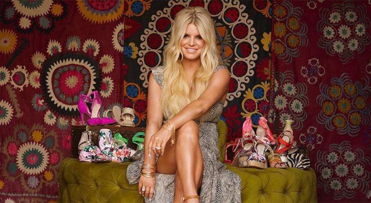 Jessica Simpson spregovorila o tekmovanju z Britney Spears in Christino Aguilero
