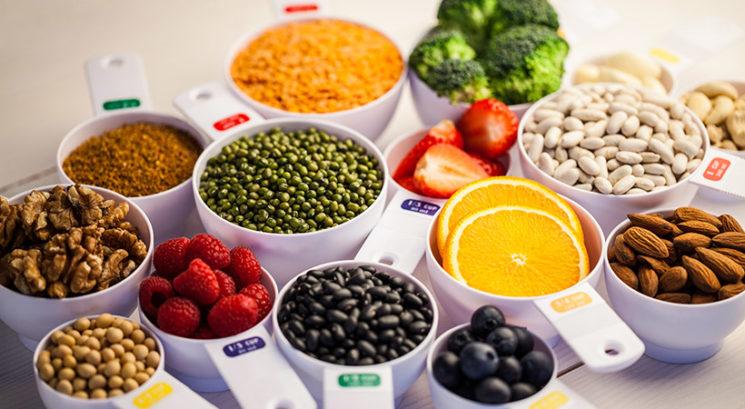 200 kalorij: Kako v resnici izgledajo porcije živil
