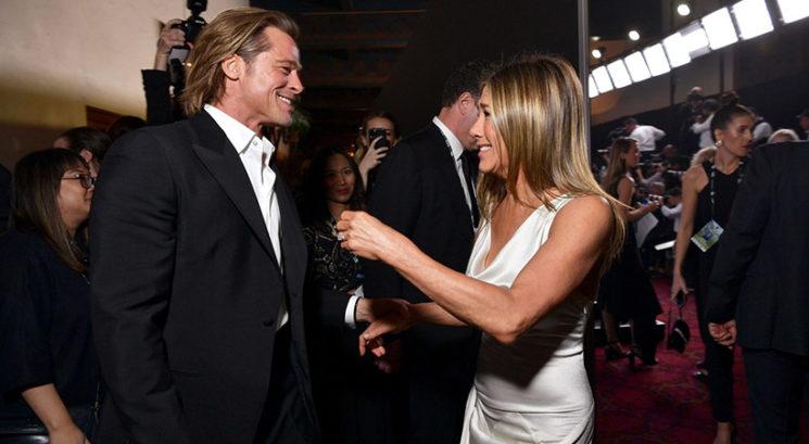 Bosta Jennifer Aniston in Brad Pitt res dobila otroka?