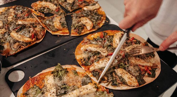 Recept: Tortilja pizza