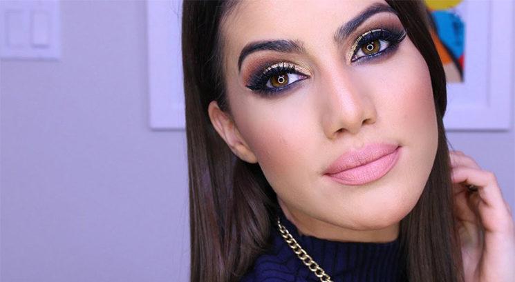 Makeup trik s TikToka bo za vedno spremenil način, kako nanašaš tekočo podlago