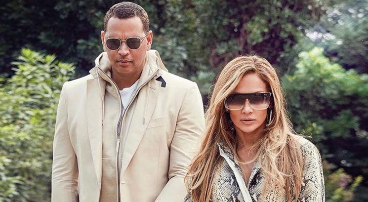 OMG! Jennifer Lopez in Alex Rodriguez splet nasmejala do solz