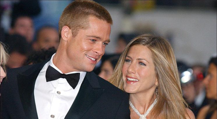 Mama Brada Pitta opozorila igralca glede Jennifer Aniston