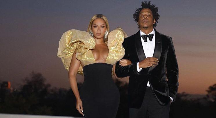 ZATO Beyoncé in Jay-Z svoja dvojčka le redko izpostavljata javnosti
