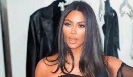 Kim Kardashian ponovno dokazala, da bi za teden mode naredila VSE!