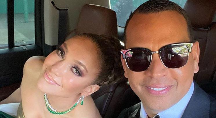 Partnerski izziv: Jennifer Lopez in Alex Rodriguez razkrila skrivnosti drug o drugem
