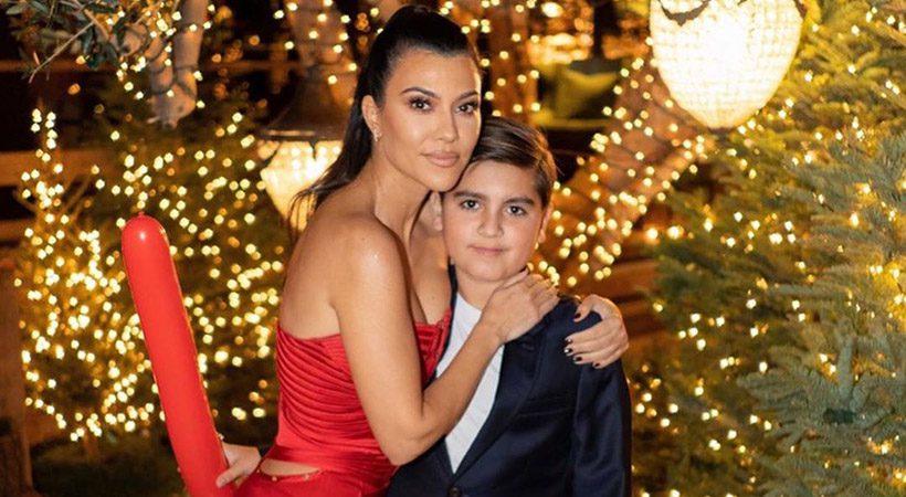 Je sin Kourtney Kardashian razkril preveč o Kylie Jenner?