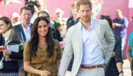 Meghan Markle in princ Harry še zadnjič!