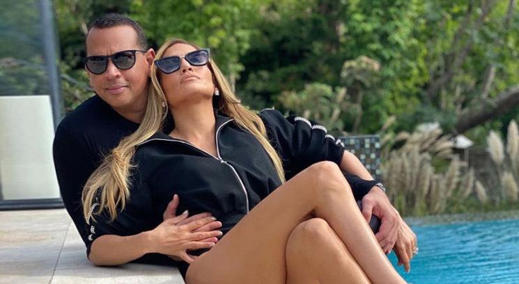 Jennifer Lopez in Alex Rodriguez izkoristila svojo slavo