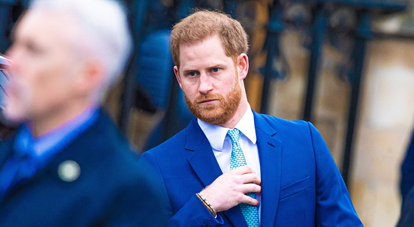 Bo britanski princ Harry postal državljan Amerike?