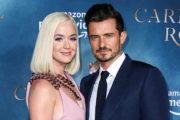 Tako zabavno sta Katy Perry in Orlando Bloom razkrila spol otroka