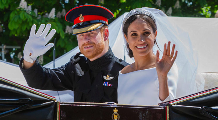Razkrito, kaj sta Meghan Markle in princ Harry naredila z denarjem od poroke