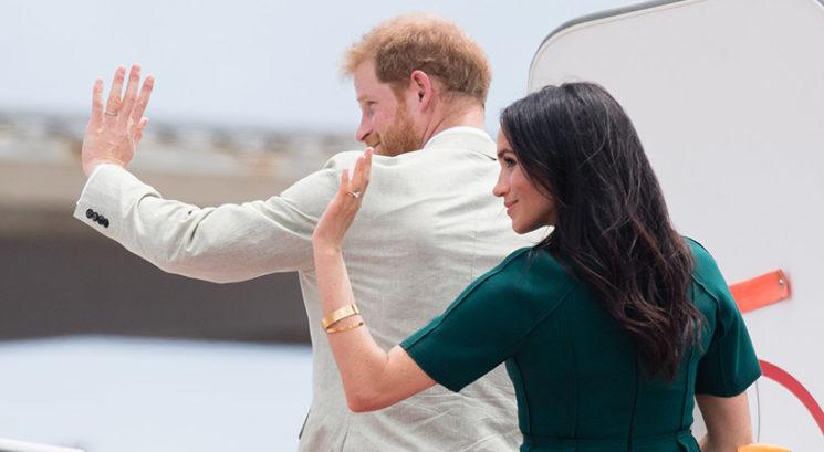Kraljevi šok: Meghan Markle in princ Harry bi rada zapustila Ameriko