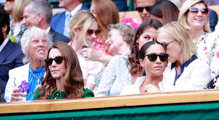 Meghan Markle svojim prijateljem potožila glede Kate Middleton