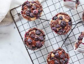 Slastno in zdravo: Mandljevi muffini iz blenderja (brez moke)