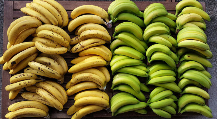 Kako dozoreti banano v 40-ih minutah