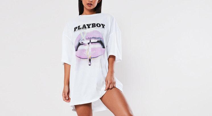 Modni trik: Kako s preveliko majico poudariti silhueto