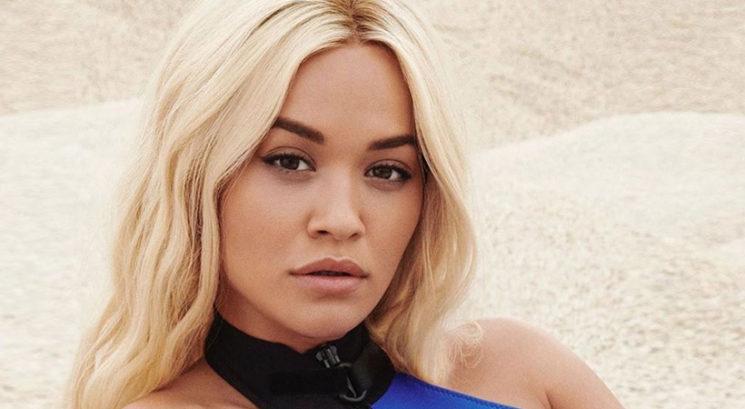 Nihče ne ve, kako poimenovati top, ki ga nosi Rita Ora