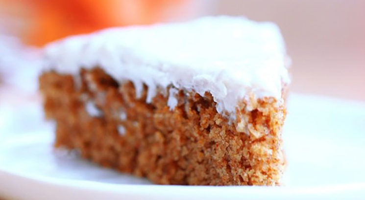 Recept: Zdrava korenčkova torta