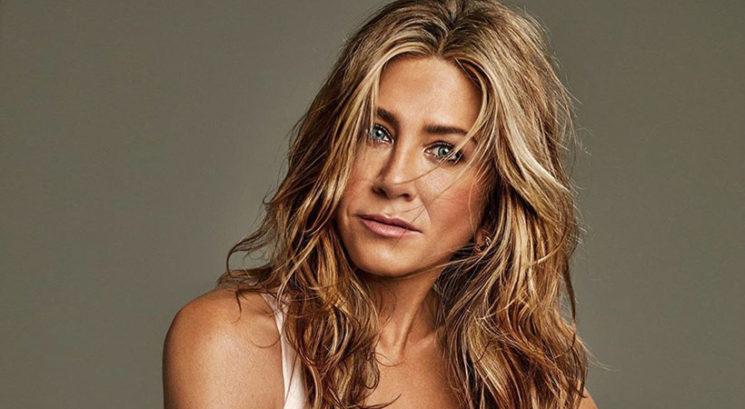 Jennifer Aniston koronavirusu pokazala sredinec!