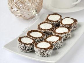 Enostavno in brez peke: Marshmallow rolice