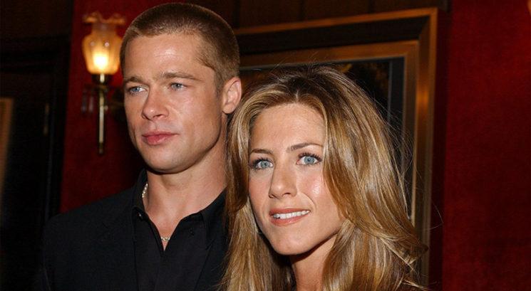 Brad Pitt spregovoril o varanju Jennifer Aniston z Angelino Jolie