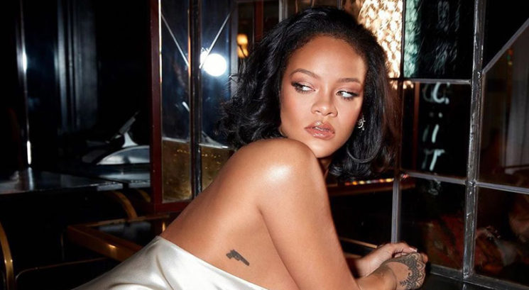"Pevka Rihanna o novem albumu: ""Izgubila sem ga."""