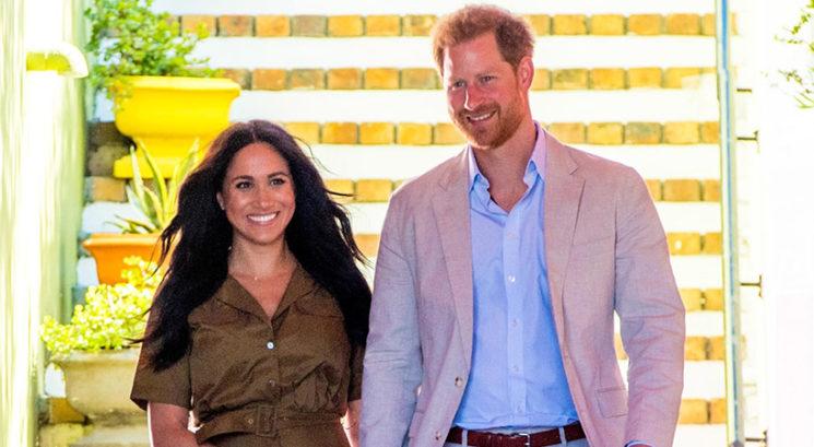 TAKO sta Meghan Markle in princ Harry praznovala obletnico poroke
