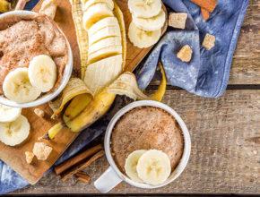 TikTok recept: Bananin kruh iz skodelice