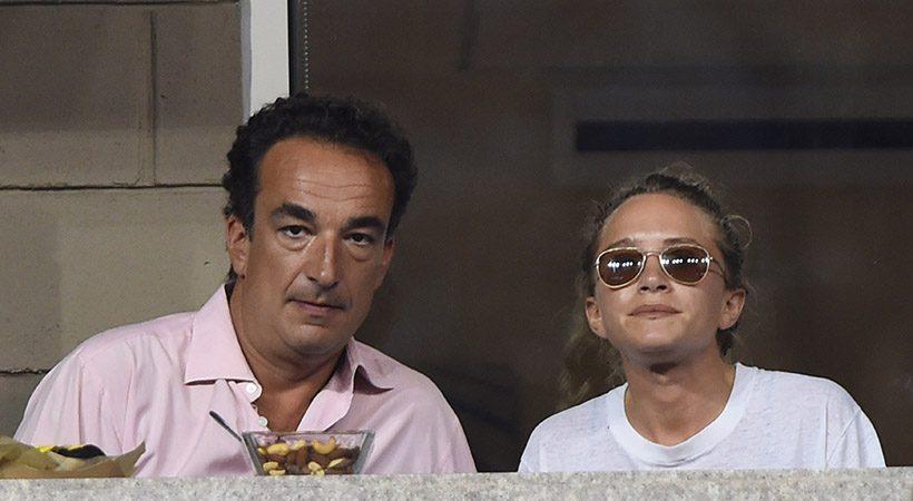 TO naj bi od Mary-Kate Olsen zahteval Olivier Sarkozy