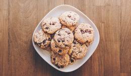TikTok recept: Božanski piškoti s čokolado brez moke