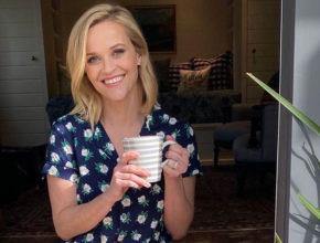 Reese Witherspoon razkrila recept za smoothie, ki ga pije vsako jutro že 9 let