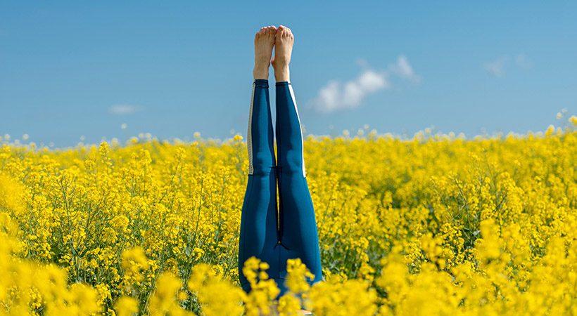 5 razlogov, zakaj bi morala vsak dan narediti stojo