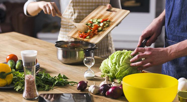 Potrebuješ zdrave in enostavne ideje za vsakdanje obroke?