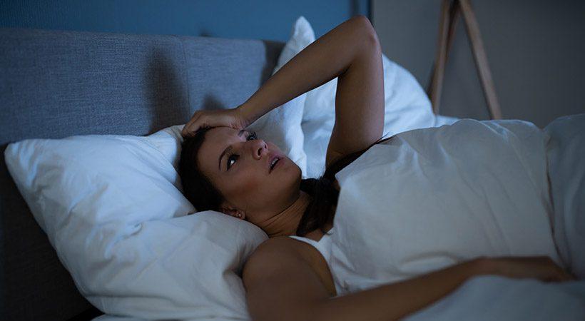 Trik: Kako v trenutku zaspati, če se samo obračaš in premetavaš